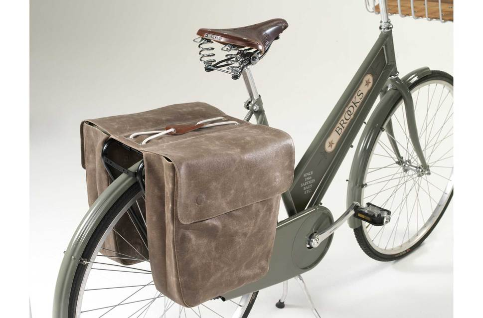 Sacoche Brooks Brick lane panniers