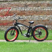 Velo electrique fat bike Boubou Biclou 250W - BSKS02