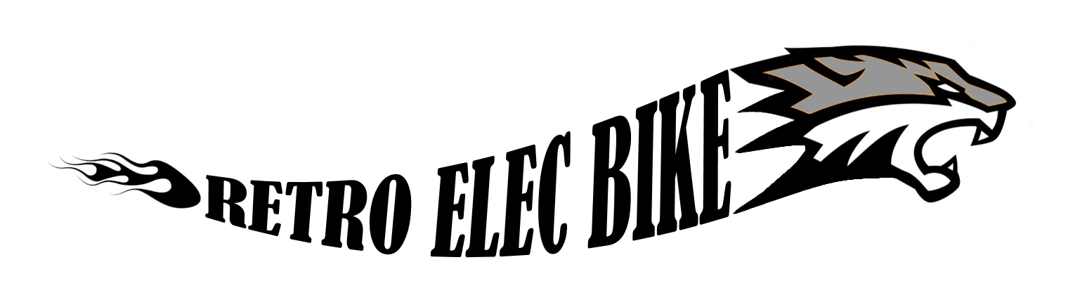 Logo Retro Elec Bike